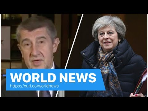 World News - Activate 50 post now: Czech Minister urged Britain to speed Brexit