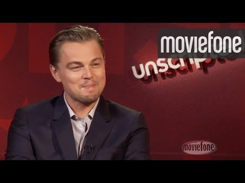 'Inception'   Unscripted   Leonardo DiCaprio, Ellen Page