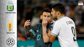 Download Argentina 2 - 2 Uruguay - HIGHLIGHTS & GOALS - 11/18/19 Mp3 and Videos