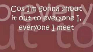 The Script, If You see Kay--with lyrics