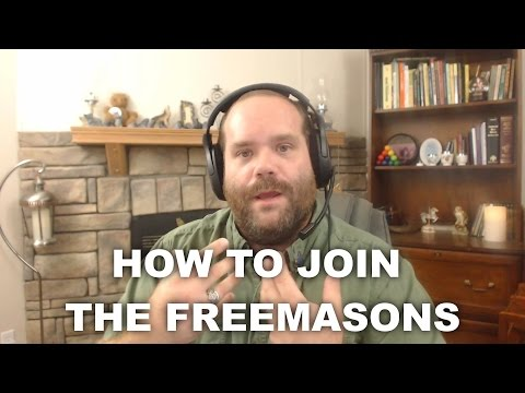 How to Join the Freemasons