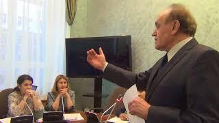Круглый стол Спасём детей-Спасём Россию часть 6