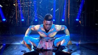 Britain\'s Got Talent 2015 S09E10 Semi-Finals Junior AKA Bonetics Incredible Contortionist Routine