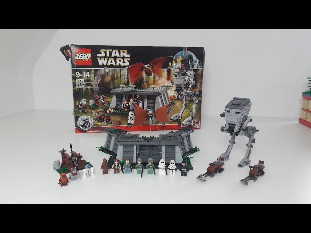 Lego Collectors Guide Episode #9 8030 The Battle of Endor