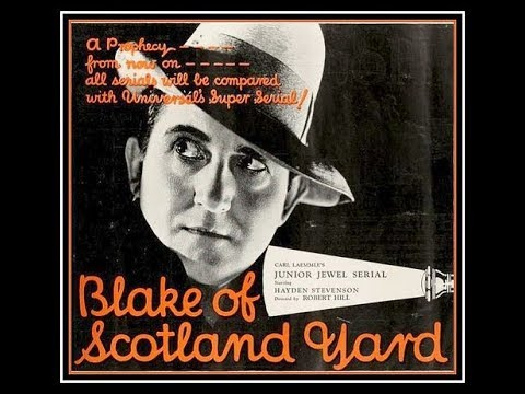 Blake of Scotland Yard (1937) - Full Movie - Robert F. Hill,  Ralph Byrd, Herbert Rawlinson