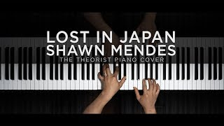 Shawn Mendes - Lost In Japan | The Theorist Piano Cover