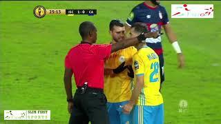 ملخص مباراة الاسماعيلي والنادي الإفريقي 1 - 2   مباراة مجنونة  🔥 جنون عصام الشوالي