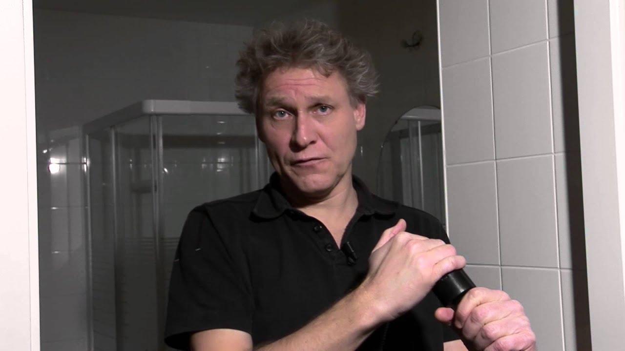 schoonmaken badkamer en toilet vloer met microvezel mop youtube