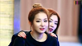 SeulRene Moment #20 - Lend me your shoulder