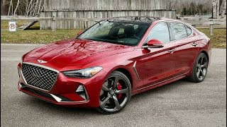 2019 Genesis G70 Review -Ready to taken on Germans!!!