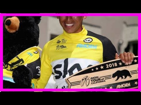 Breaking News | Bernal set to make Tour de France debut after California victory