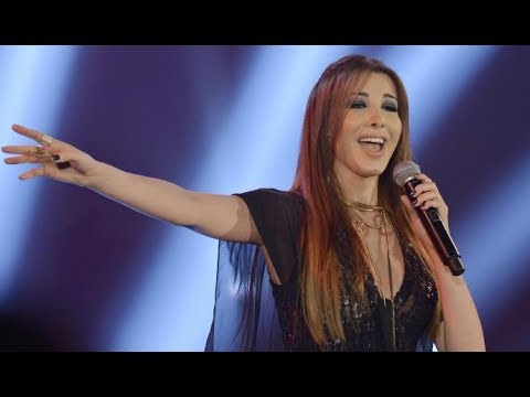 Nancy Ajram Beirut Cultural Festival - نانسي عجرم حفلة مهرجان بيروت الثقافية