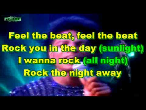 Michael Jackson - Rock With You Karaoke