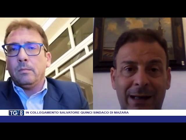 Intervista integrale al Sindaco di Mazara Salvatore Quinci s
