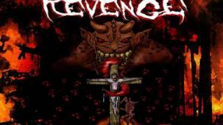 Greek Black/Thrash : Revenge - Dimension Of Sin (intro)/Total Aggression