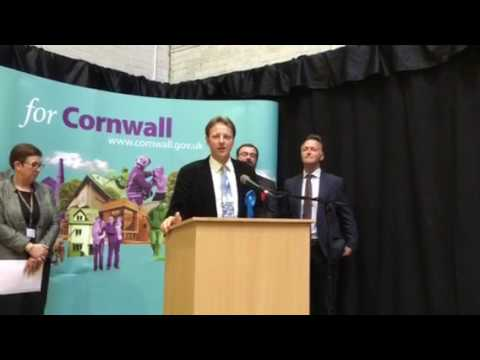 Election Speech St Ives