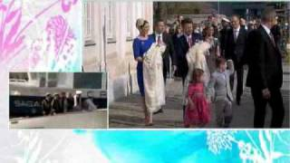 6 Christening of Prince Vincent & Princess Josephine (14 April 2011) Thumbnail