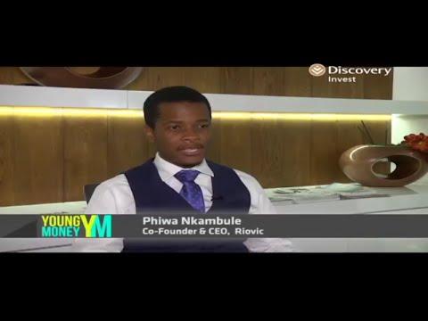 Phiwa Nkambule - Africa's InsurTech and P2P Insurance Pioneer