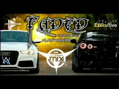ELETRO FUNK 2016 - Dj Cleber Mix Feat. Alan Walker - Faded (Club Mix 2016)