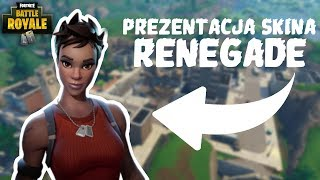THE SKINA-RENEGADE PRESENTATION! CHECK BEFORE YOU BUY! | Fortnite