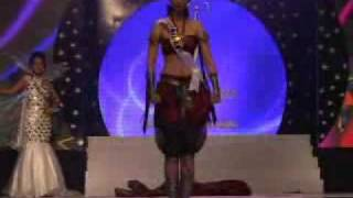 Miss Thailand Universe 2008 National Costume