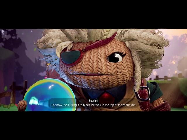Sackboy: A Big Adventure (видео)