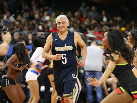 Marc Lasry UNREAL Highlights 9 Pts 2017NBACELEB GAME CLUTCH!