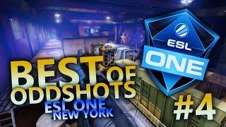 CS:GO - BEST OF ODDSHOTS - ESL NEW YORK #4