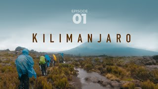 Climbing Mount Kilimanjaro  E01  Our Dream x Neeraj George