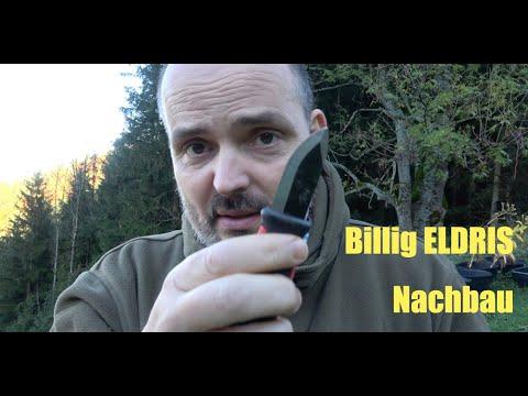 genialer Mora Eldris Billig Nachbau | Survival Messer
