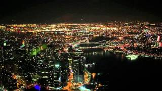 Some Hudson River Night Flying in a Mooney