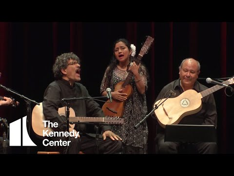 Tembembe Ensamble Continuo - Millennium Stage (October 12, 2017)