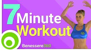 7 Minute Workout: Esercizi per Buciare Grassi e Dimagrire Velocemente - Allenamento Scientifico