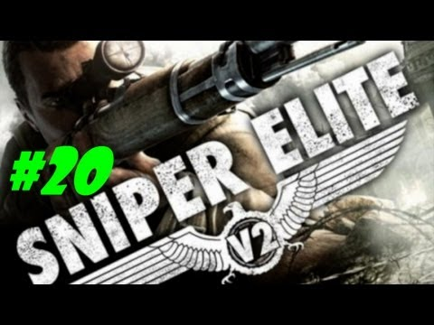 Sniper Elite V2 - Co-op Campaign Ep20 | Imma Knock YOU Over |