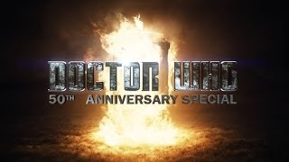 Doctor Who: Fan 50th Anniversary Special Trailer - in 3D
