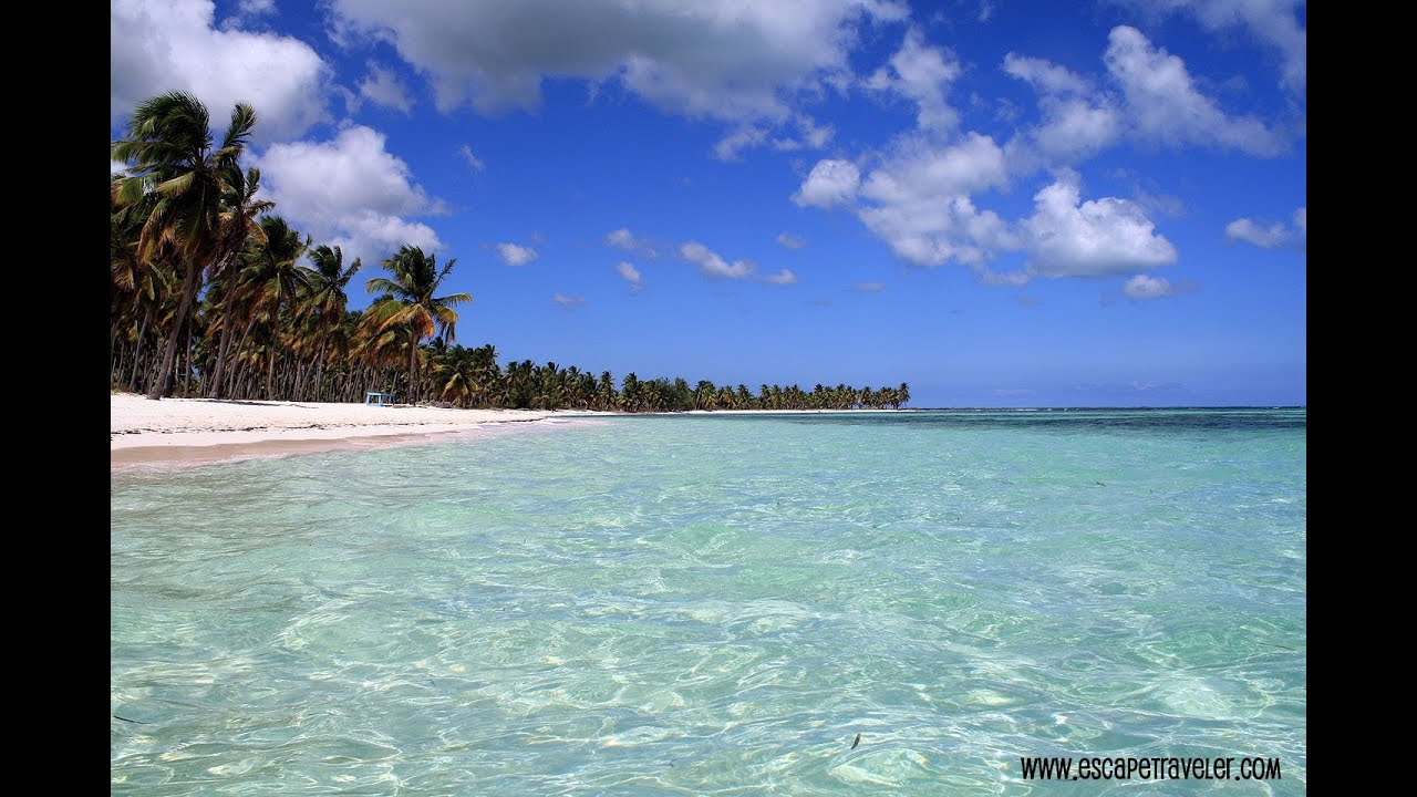 Best Caribbean Beaches Isla Saona Island Dominican Republic