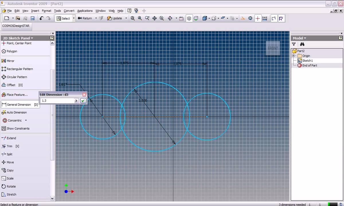 autodesk inventor 11 tutorial practica 1 parte 1 youtube rh youtube com Autodesk Inventor 2016 Autodesk Inventor 2018