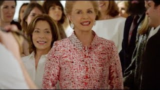 'On Creativity' interview with designer Carolina Herrera