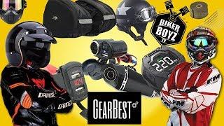 Odpakowujemy paczki świąteczne z Gearbest - Biker Boyz Tv