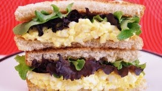 Egg Salad Recipe: How To Make An Egg Salad Sandwich: Diane Kometa-dishin' With Di Recipe #65