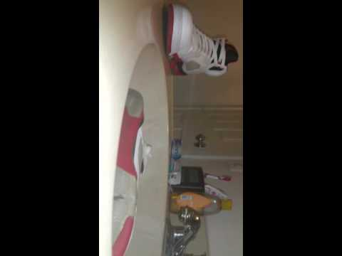 How to clean your shoes. (Nike, Retro Jordan's etc
