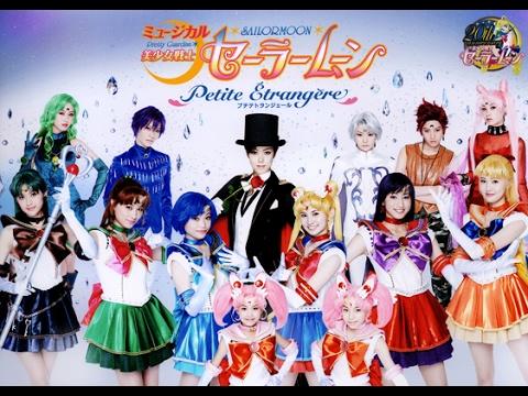 {MUSICAL}🌙 Sailor Moon 2014 - Petite Étrangère - DVD Official🌙