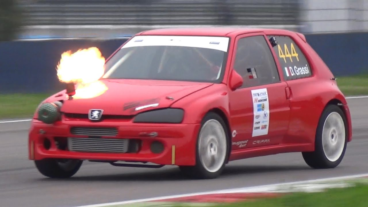 Peugeot 106 / Rally cars for sale