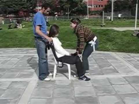 Kinussi traslado desde una silla youtube - Silla de traslado ...