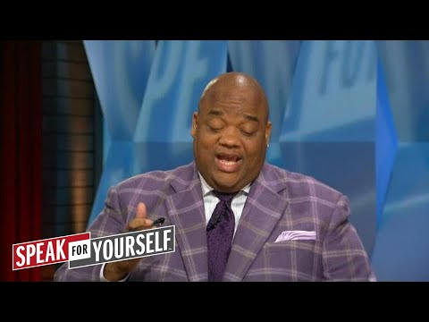 Jason Whitlock reacts to Colin Cowherd's Blazin' 5 for Week 5 | SPEAK FOR YOURSELF