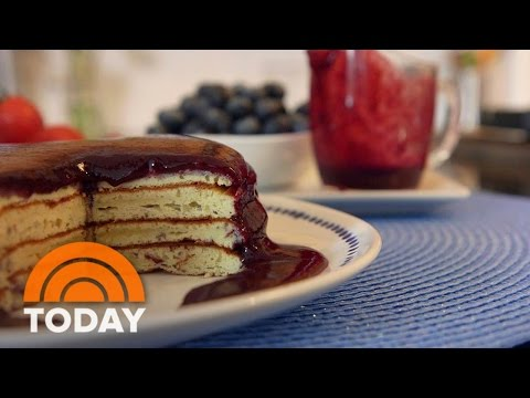 Rocco DiSpirito's Protein-Packed Breakfast | TODAY - YouTube
