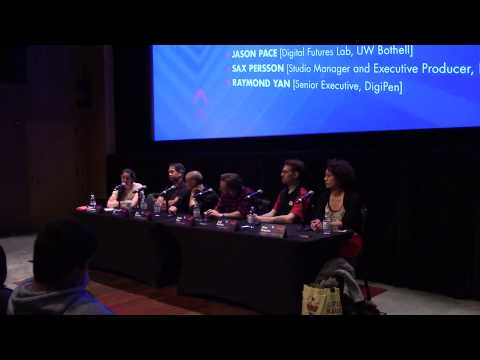 Anyone Can Be a Game Developer - Educators Panel at the EMP