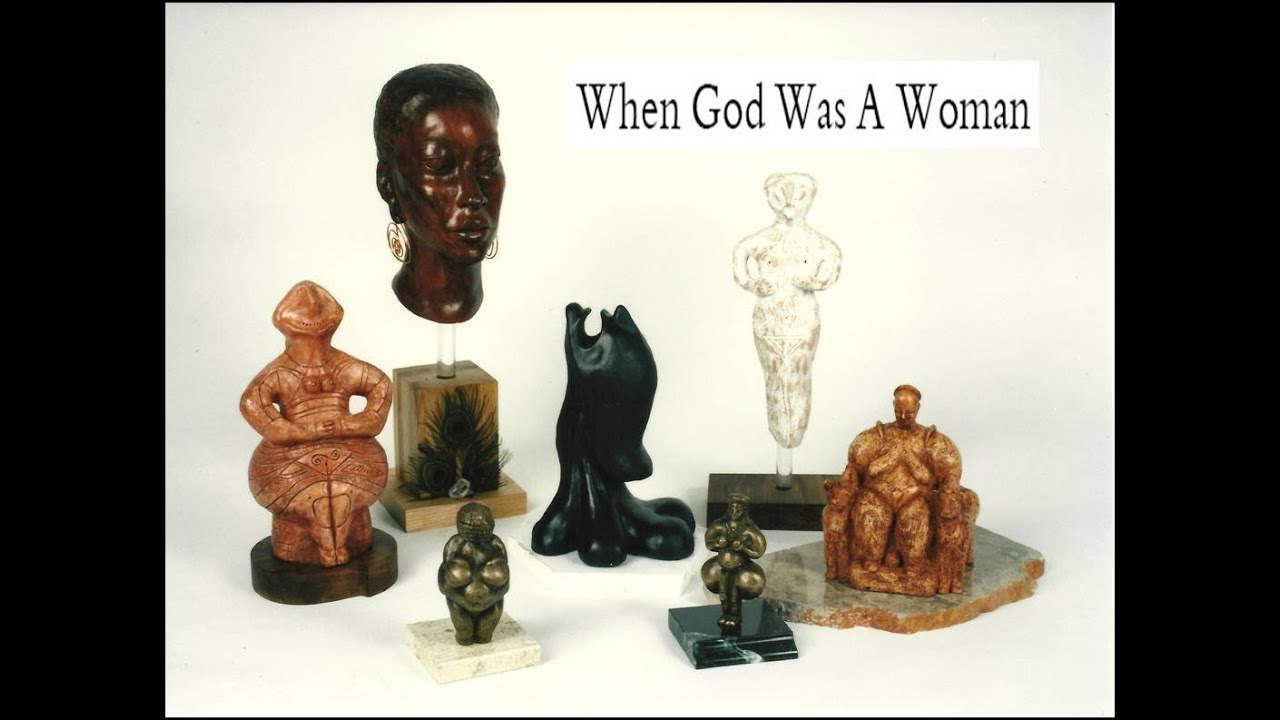 Image result for god as a woman
