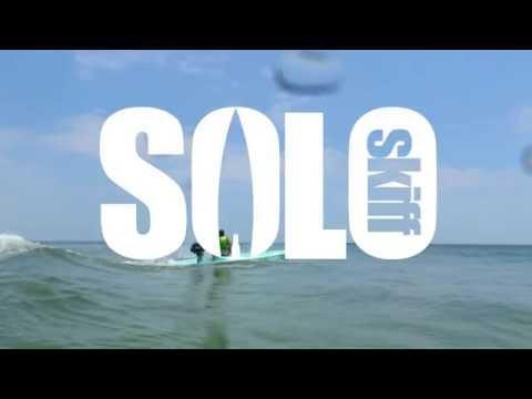 SOLO SKIFF THRU SURF