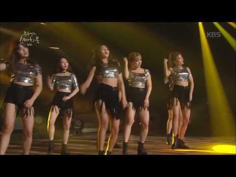 유희열의 스케치북 - AOA - Good Luck. 20160520